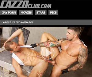 Welcome to CAZZO CLUB - MANNER, SEX, BERLIN