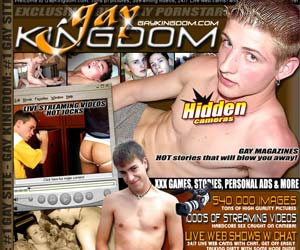 Welcome to Gay Kingdom - Hot Straight Boys First Gay Experience Videos & Pictures!