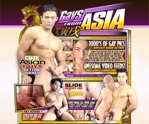 Welcome to Gays From Asia - cute asian guys getting fucked!