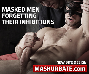 Welcome to Maskurbate - Gay Anonymous Sex, Masked Men, Fantasy Movies