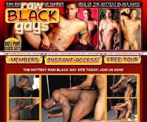 Welcome to Raw Black Gays - pass to the best gays sites on the net!